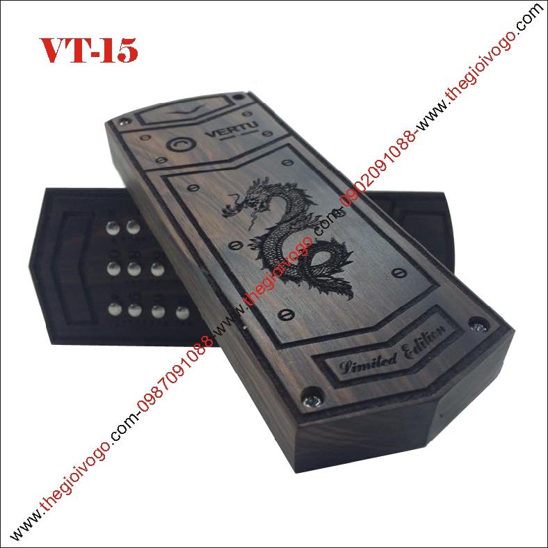 Vỏ Gỗ Điện Thoại 1202 mẫu vertu